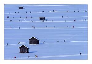 Dolomiten lauf 2013 - Běžecké mraveniště