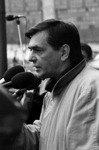 Generální stávka 27. 11.1989 Ústí nad Labem (4)