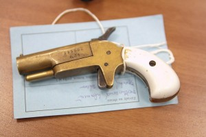 Zbraňová amnestie Foto redakce