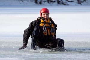 Měření ledu ve Varvažově (5)