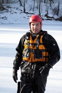 Měření ledu ve Varvažově (8)