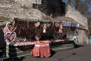Velikonoční jarmark, hrad Střekov (4)