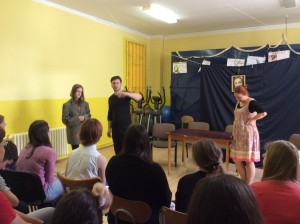 Divadlo ve škole (1)