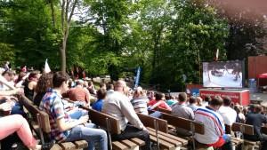 Hokej, Letní kino Ústí nad Labem (1)