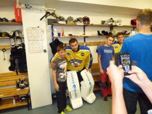 Hokej, srpen (1)