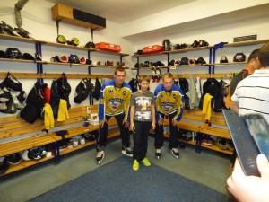 Hokej, srpen (3)