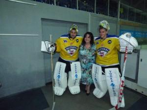 Hokej, srpen (5)