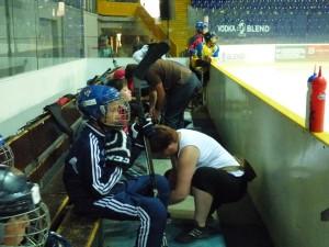 Hokej, srpen (6)