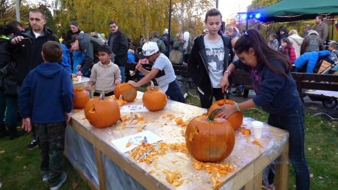Centralni park Halloween 13