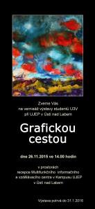 vernisáž_UJEP_pozvánka_