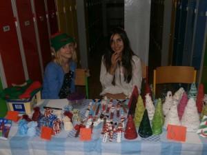 Vánoční trhy ZŠ Stříbrnická (1)