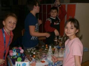 Vánoční trhy ZŠ Stříbrnická (12)
