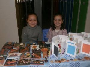 Vánoční trhy ZŠ Stříbrnická (3)