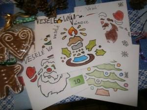 Vánoční trhy ZŠ Stříbrnická (7)