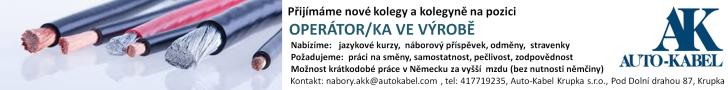 Auto-kabel Krupka
