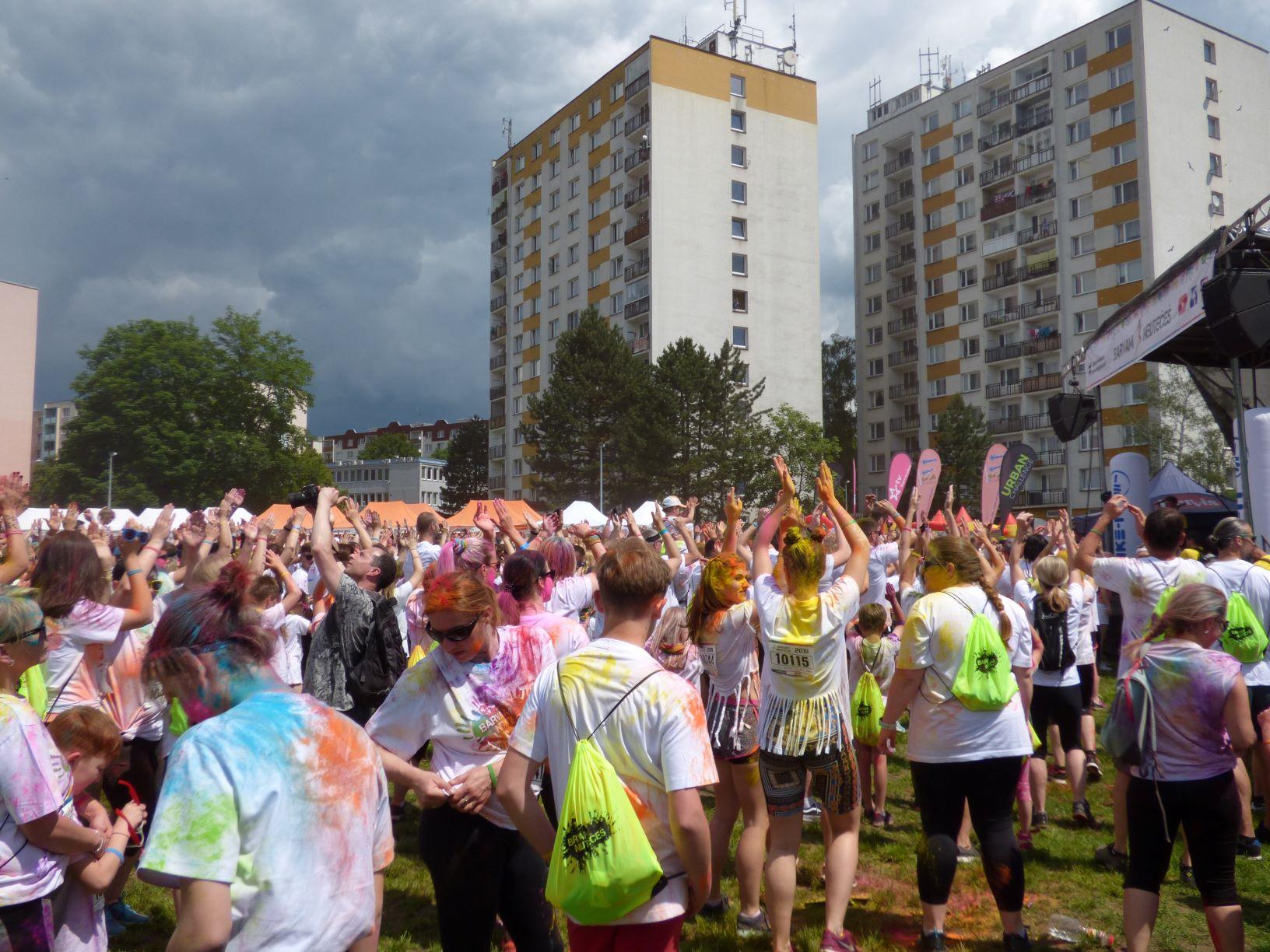 barevný běh15